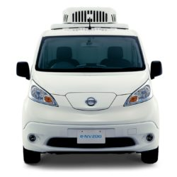 Nissan e-NV200 Fridge Concept