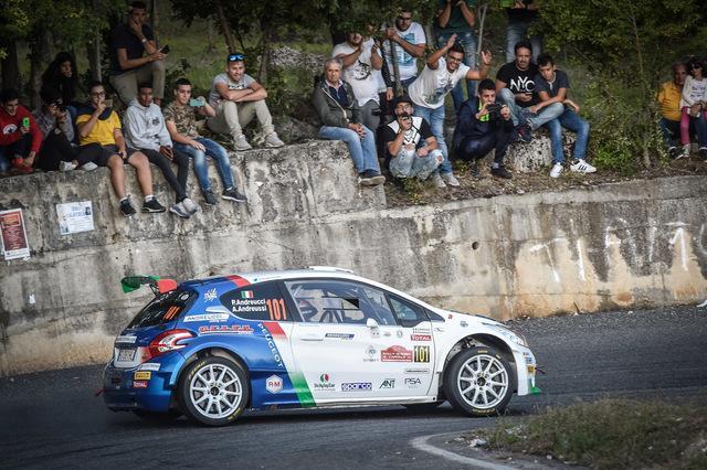 Rally, Andreucci vince titolo italiano a Verona