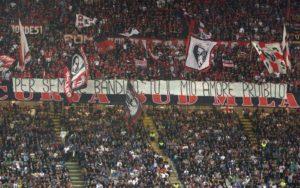 Tifosi Milan / Lapresse