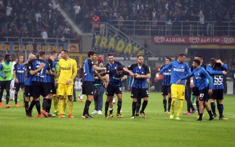 Esultanza Inter (Lapresse)