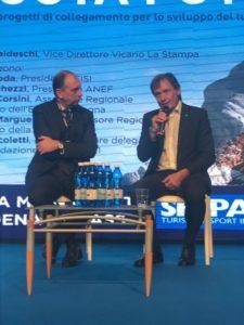luca Ubaldeschi e Flavio Roda
