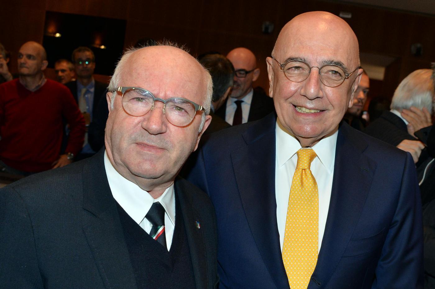 FIGC - Carlo Tavecchio pensa alle dimissioni nel Consiglio federale