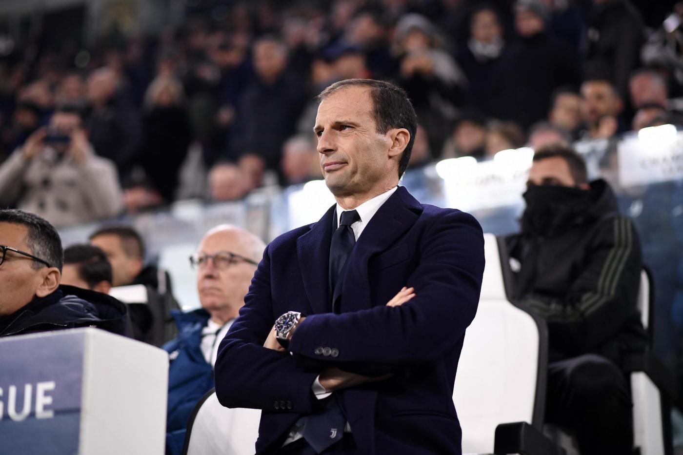 Champions League, Juventus- Barcellona: tegola per Allegri, Chiellini out contro il Barcellona