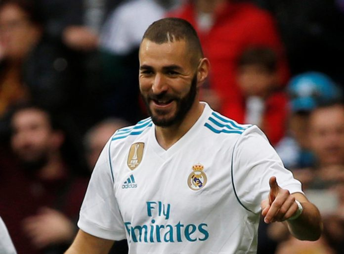 Benzema, Real