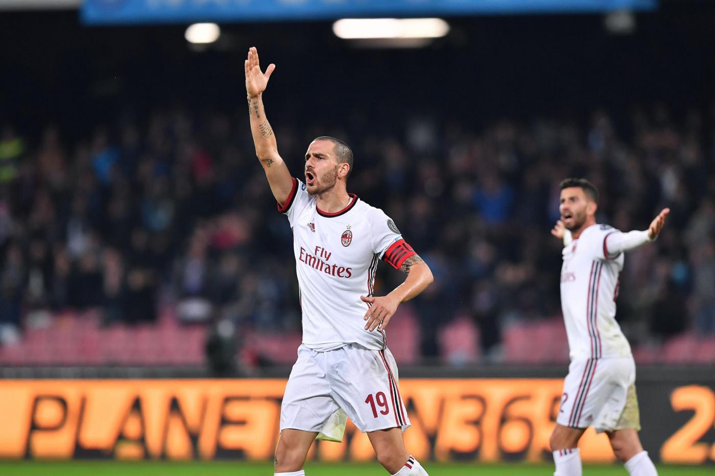 Italia, Cannavaro rifiuta la panchina: