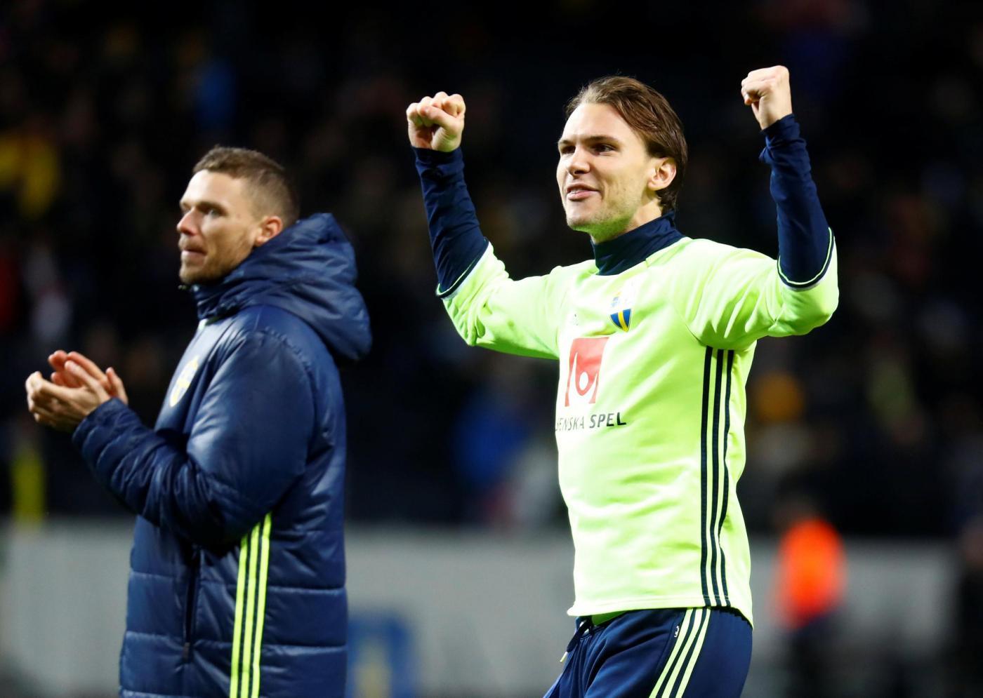 Italia-Svezia, Andersson contro le polemiche: