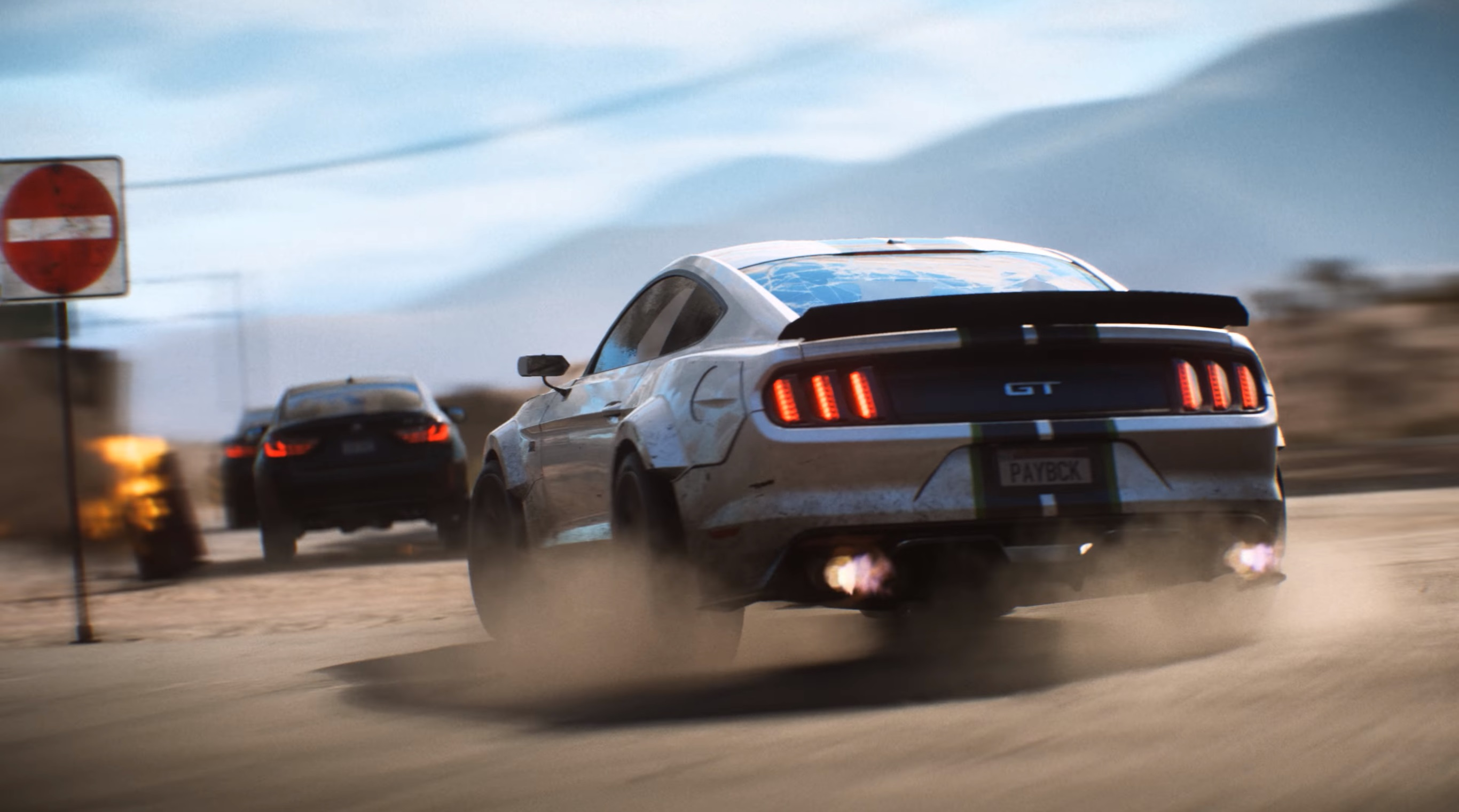 Ford Mustang L Iconica Pony Car Nel Videogioco Need For