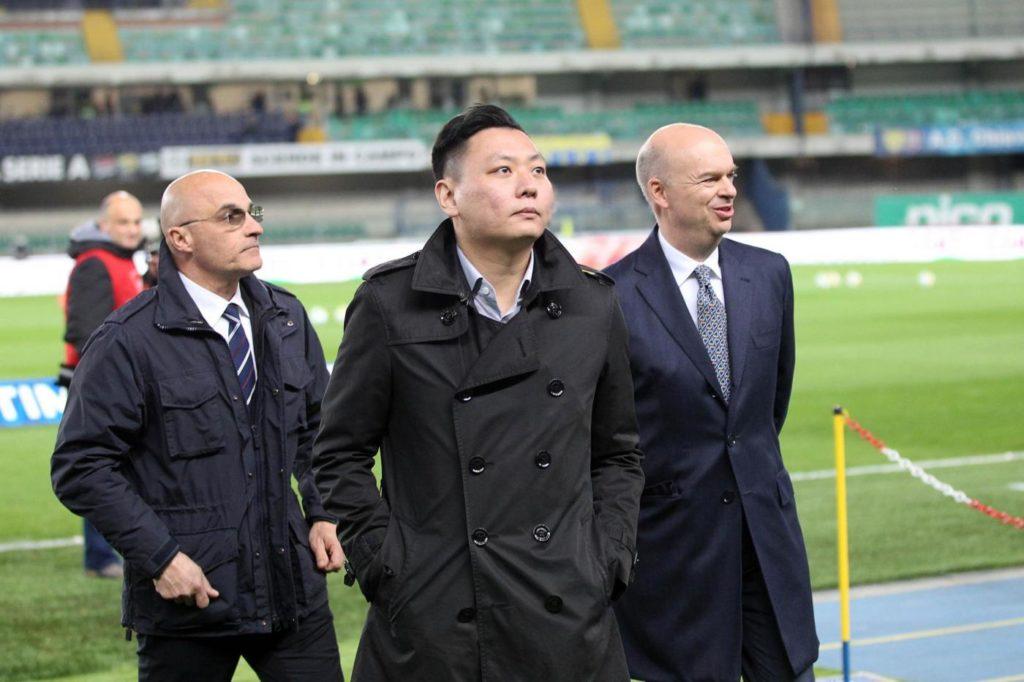 Han Li, Milan