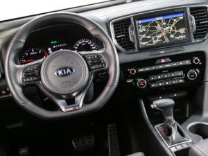 Kia Sportage GT-Line 1.7 CRDI