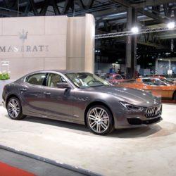 Maserati Ghibli Gran Lusso