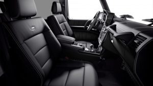 Mercedes G 350 d Limited Edition 3