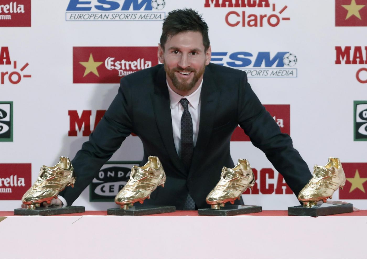 Messi: un rinnovo da 75 milioni l'anno più i diritti