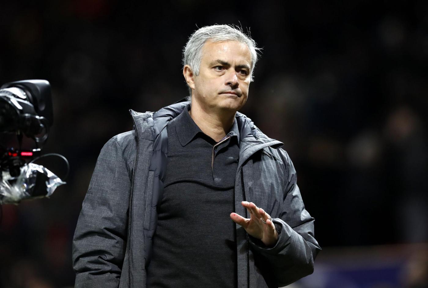 Manchester United, Mourinho: