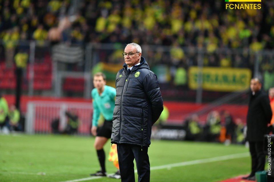 Ranieri a tuttotondo: