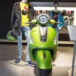 Vespa Total Look