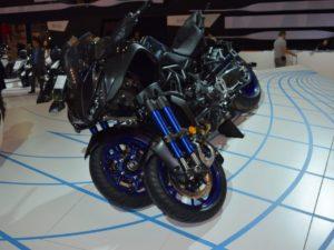 Yamaha EICMA