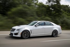 Cadillac CTS-V super sedan