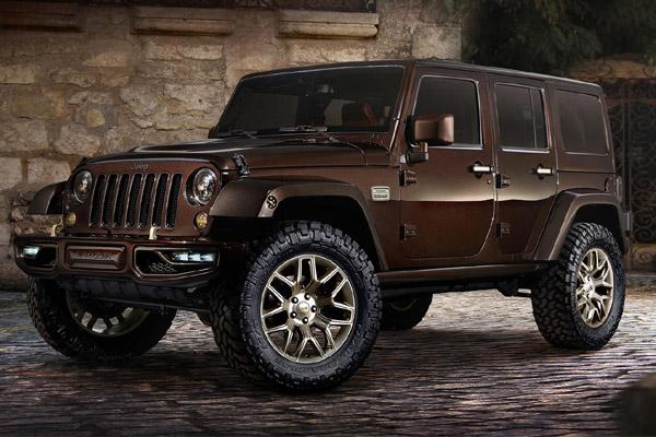 Jeep presenta a Los Angeles la nuova Wrangler 2018