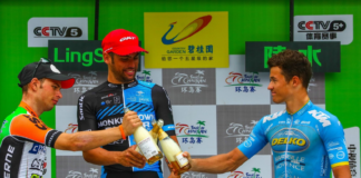podio tour of hainan 8 tappa
