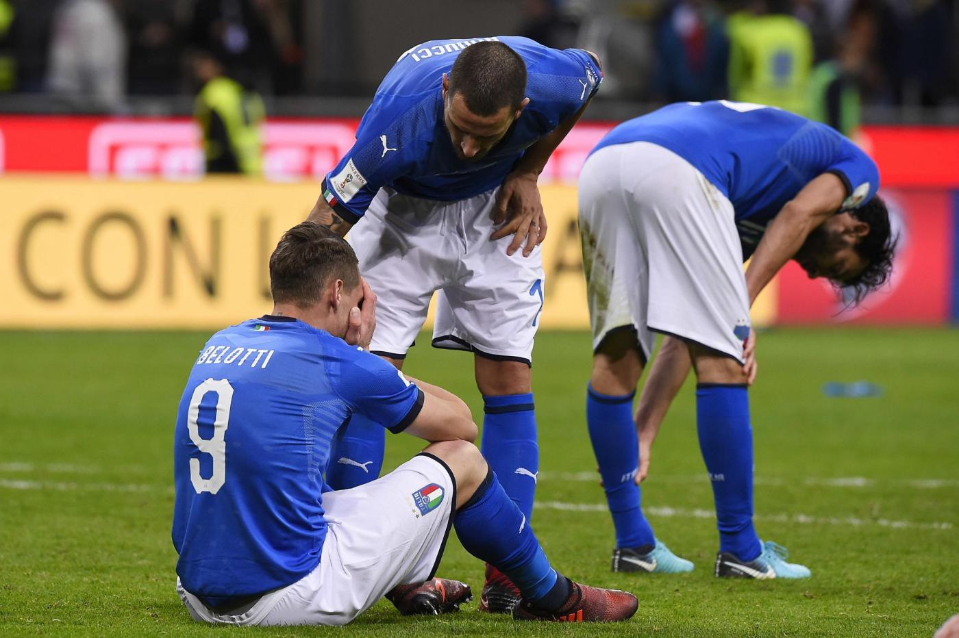 Retroscena Italia: Ventura voleva dimettersi dopo il ko in Svezia