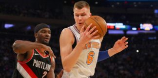 New York Knicks Porzingis