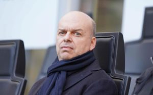 Fassone - ph Lapresse