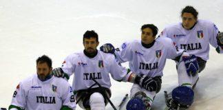 Italia di para ice hockey