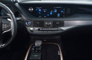 LexusLS 500H