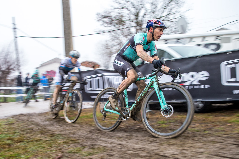 Mondiali Ciclocross: Marco Aurelio Fontana deluso: \