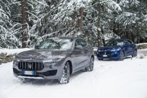 Maserati Levante Gran Lusso e Gran Sport
