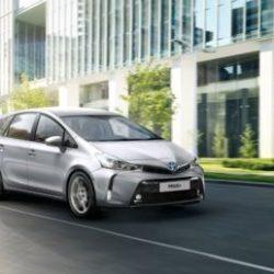 Nuova ToyotaPrius+