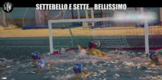 le iene water polo ability