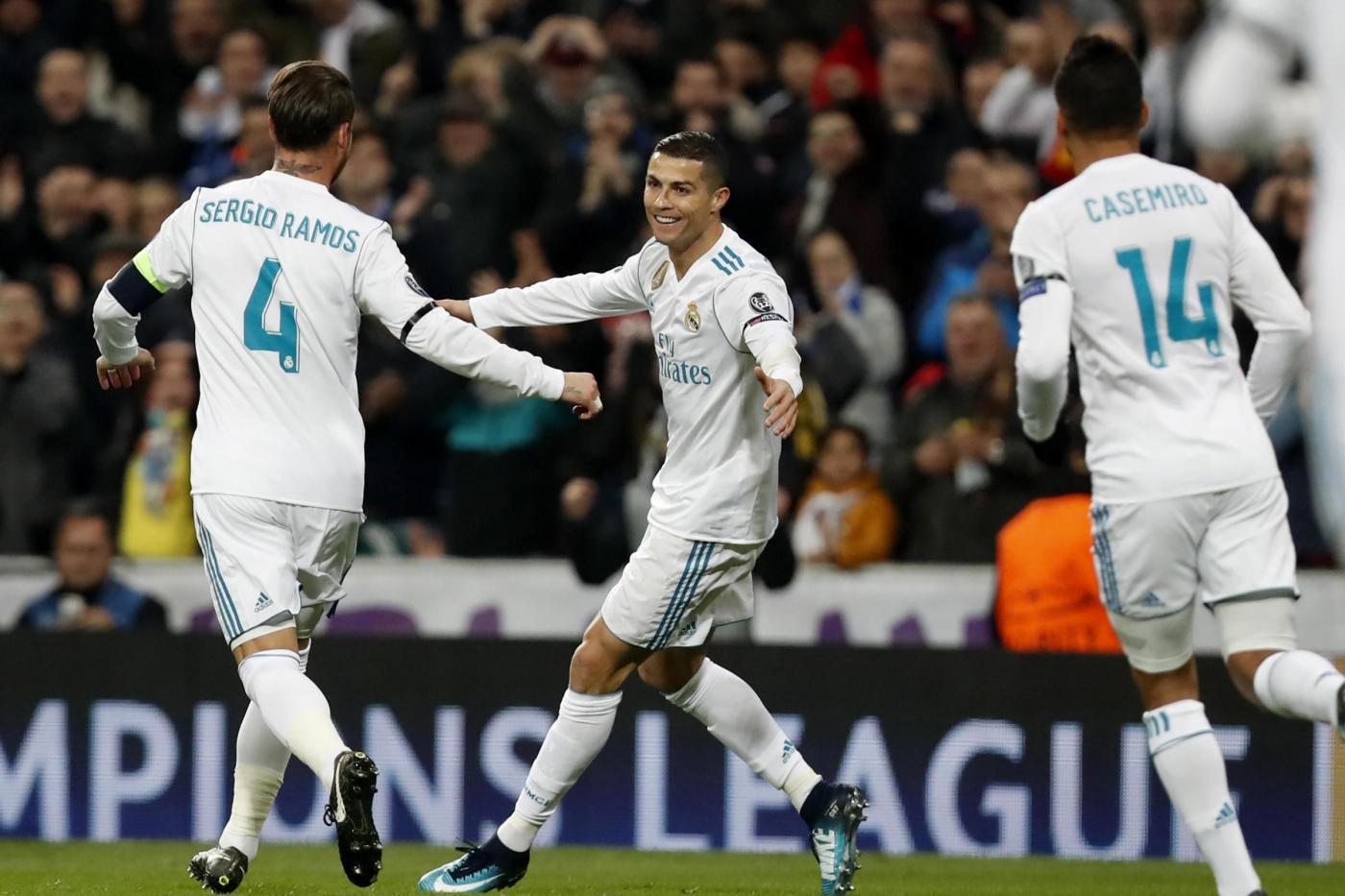 Ranking Uefa: il Real Madrid domina, Juve la migliore delle italiane