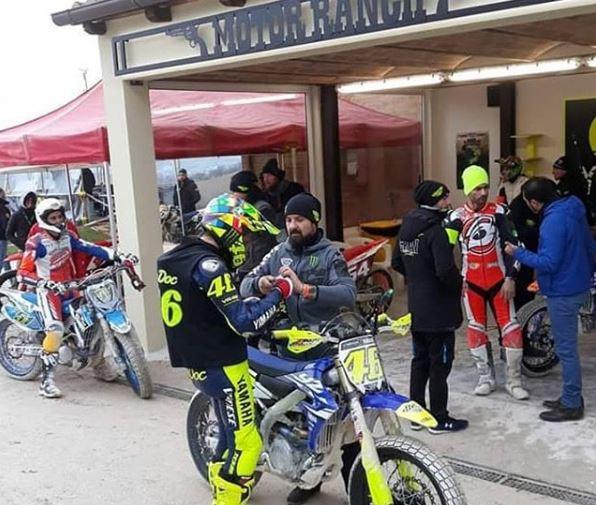 Ranch Valentino Rossi