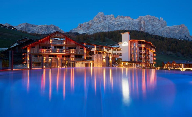 I 10 migliori hotel con vista sulle dolomiti il soggiorno for Soggiorno dolomiti