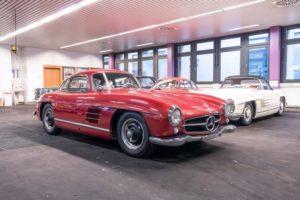 All time stars Mercedes