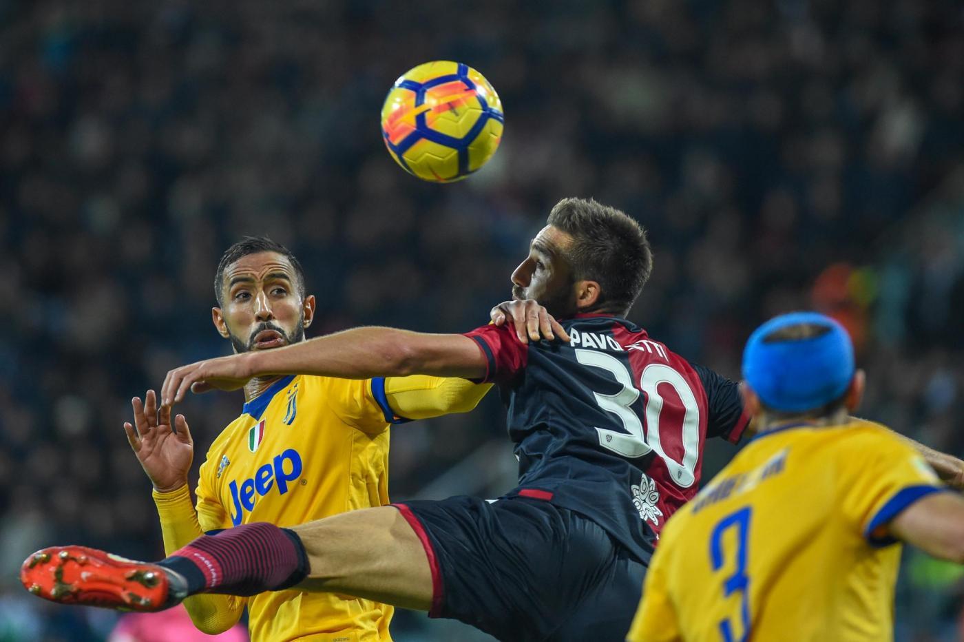 Juventus, Benatia replica ad un tifoso che invocava 10 giornate di squalifica