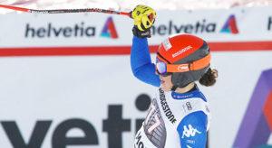 Federica Brignone sci alpino
