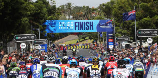 Cadel Evans Great Ocean Road Race 2