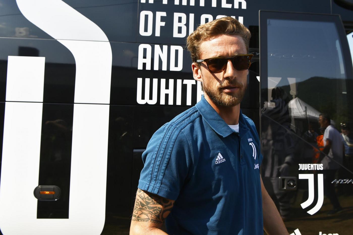 Juventus, il messaggio d'amore di Marchisio