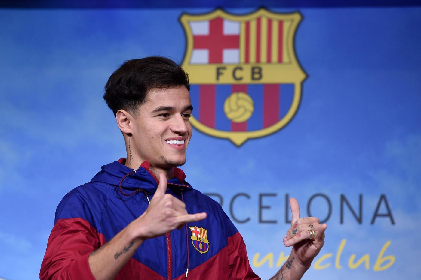 Barcellona, ufficiale: arriva Yerry Mina dal Palmeiras