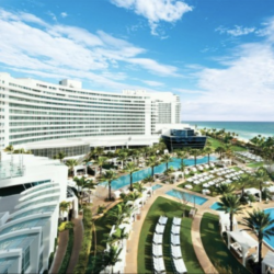 Fontainebleau, Miami Beach USA