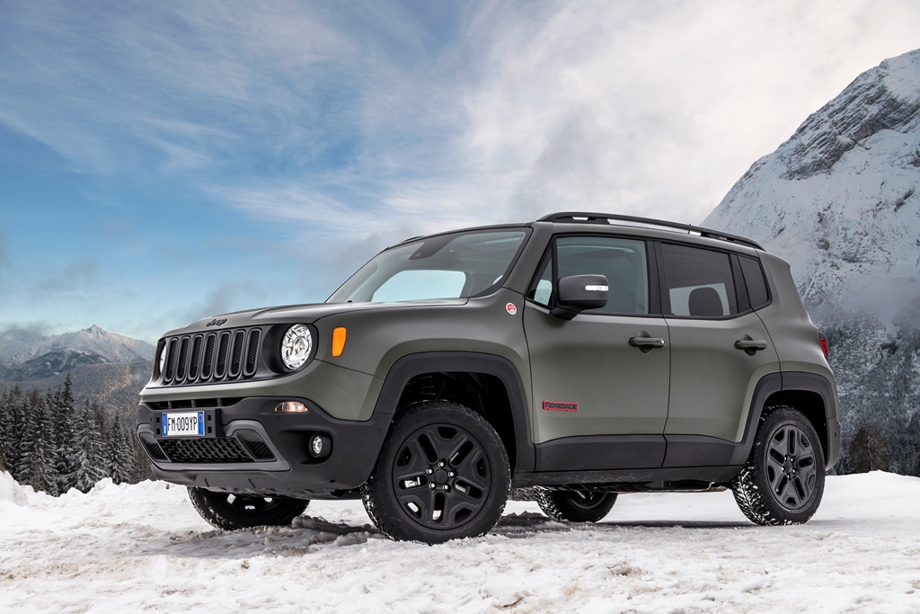 jeep renegade my ancora pi connessa e pi funzionale. Black Bedroom Furniture Sets. Home Design Ideas