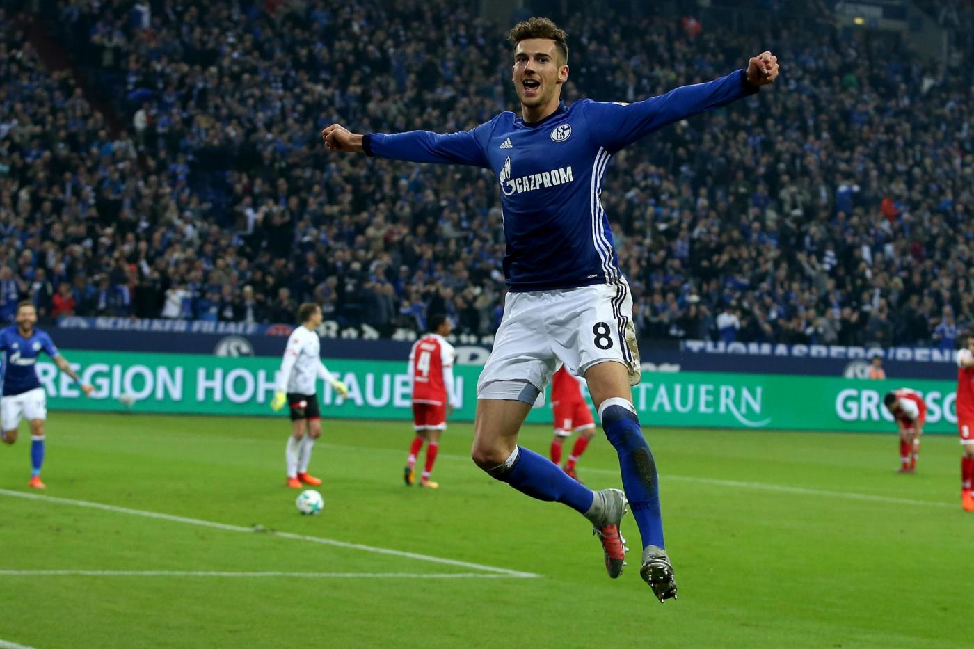 Calciomercato, annuncio Schalke 04: