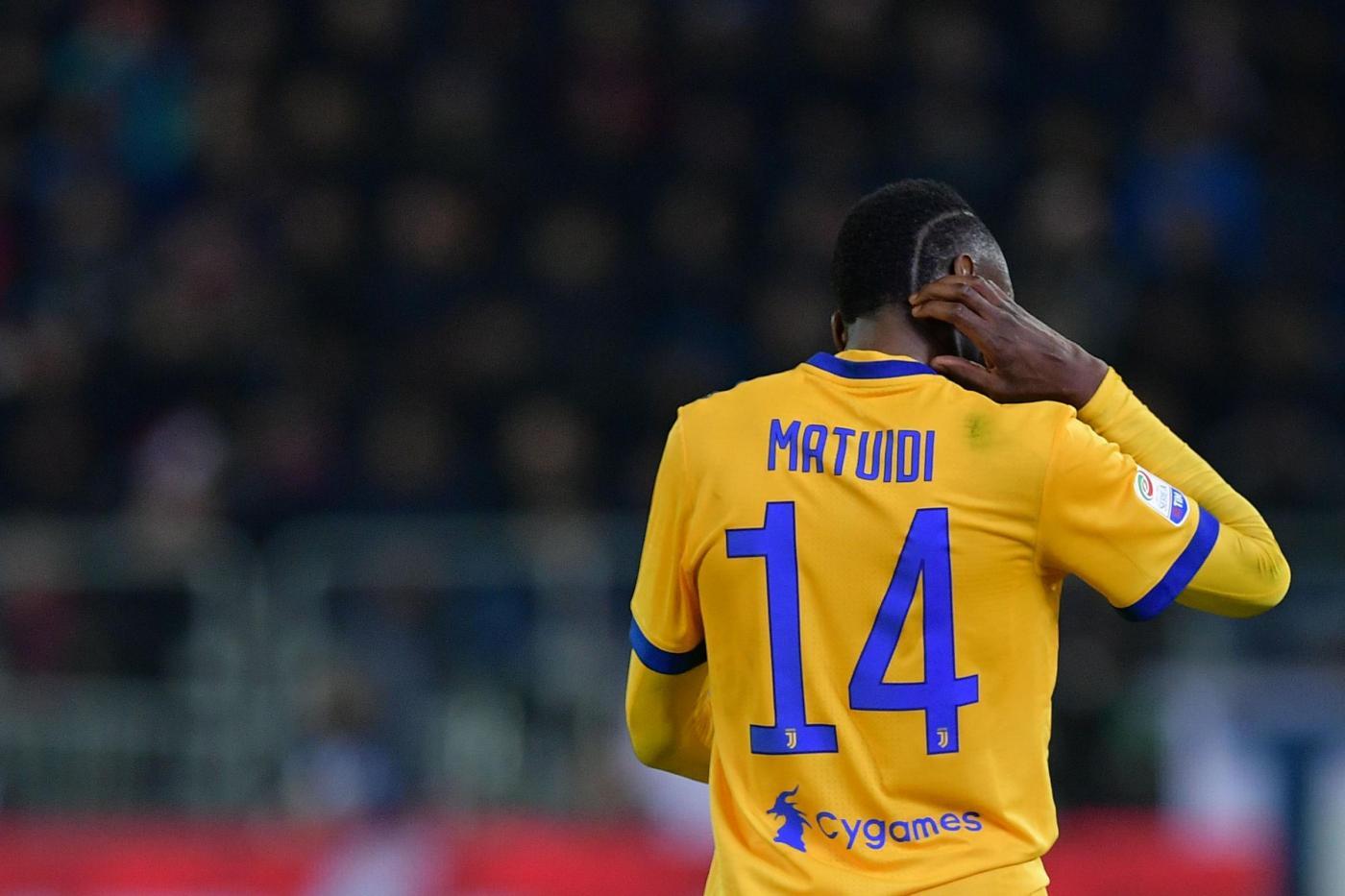 Matuidi risponde agli insulti razzisti: