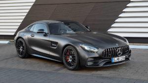 Mercedes AMG-GT Fra