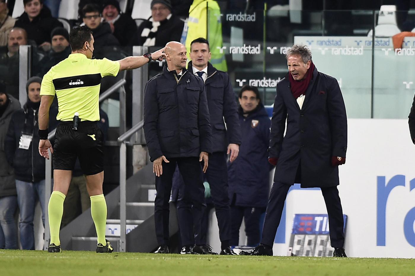 Juventus-Torino, Doveri sospeso: rischia diversi turni di stop