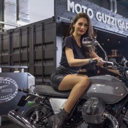 Moto Guzzi V7iii-milano