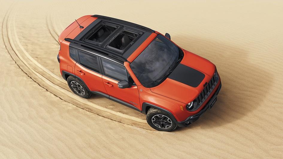 Jeep Renegade MY 2018: novità per infotainment, console centrale e finiture