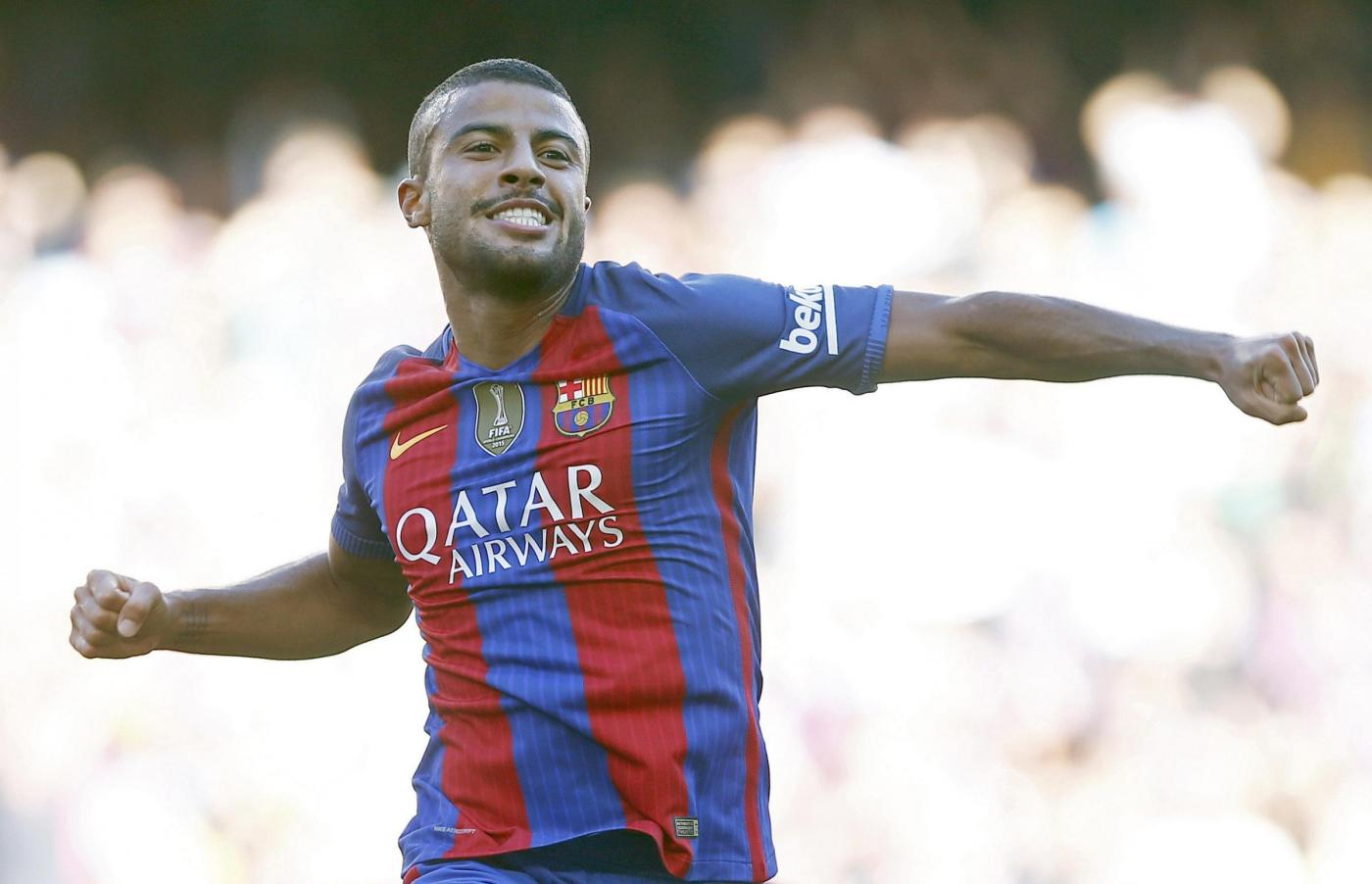 Inter, il Barcellona dice no all'offerta per Rafinha